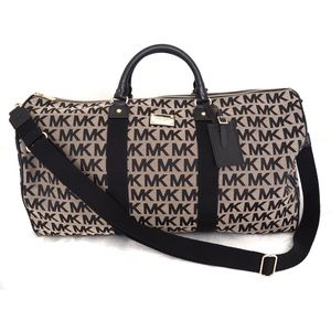 Michael Kors MK Signature XL Travel/Duffle Bag